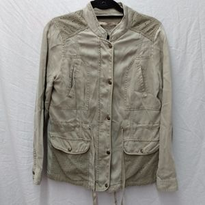 Max Jeans lightweight utility jacket
